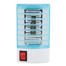 SHGO-HONGJIAN LED Mosquito Killing Insect Lamp Trap Electric Repeller - EU Plug