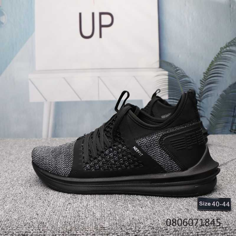 huge discount e3ce8 88ca7 PUMA IGNITE Limitless SR evoK flying wire knit breathable sneaker men's  shoes 40-44