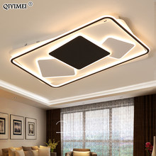 Creative LED ceiling lamp Living Room Bedroom Study Room Aisle Ceiling Lights modern decorative lighting with remote control(China)