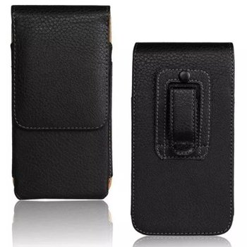 Phone Bag Case For Asus Zenfone 3 ZenFone 5z ZenFone 5 2018 With Belt Clip Holster Waist Pouch Vertical 6.3inch Cover Coque Bags