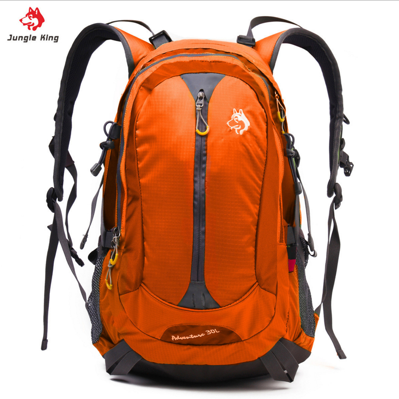 JUNGLE KING men and women ultra light backpack blue orange green backpack for camping hiking outdoor sport bags