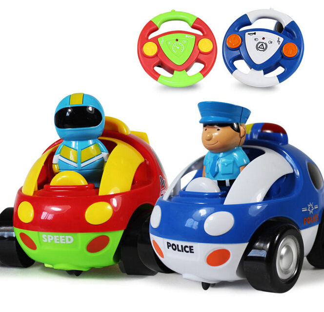 new baby boys girls remote control electric toy car kids rc car high speed musical light