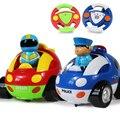 Novo bebê meninos meninas crianças carro de brinquedo Elétrico de Controle Remoto RC Carro De Alta velocidade musical luz de Carro da Criança brinquedos Cor aleatória