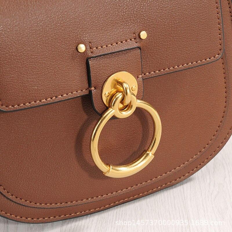 sexo feminino bolsa de ombro sela saco