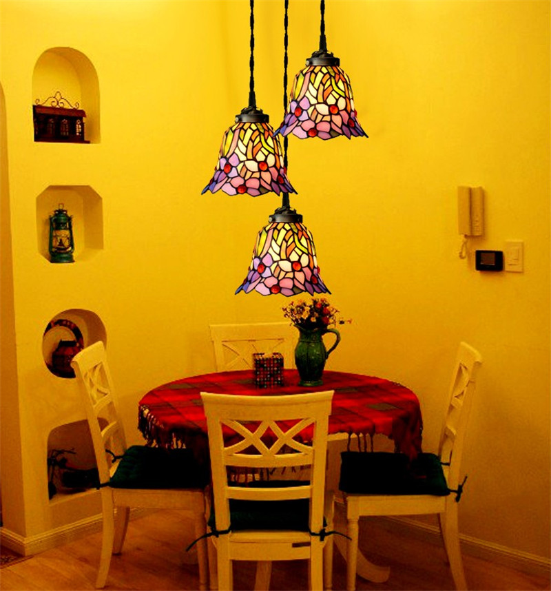 Tiffany pendant lamp (7)