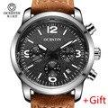 Mens relógios top marca de luxo relógios desportivos homens ochstin moda relógio Vestido Relógio de Quartzo dos homens Masculinos Horas 2016 Erkek Kol Saati