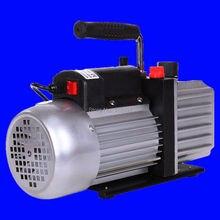 (Корабль из ЕС) 5CFM роторный глубокий вакуумный насос 1-Этап 1/3HP R410 R134a hvac фреон инструмент воздуха