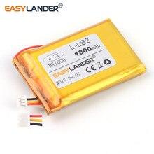 cef3b1406f2 Easylander L-LB2 Replacement 3.7V 1800mAh Rechargeable li Polymer Li-ion  Battery for Logitech mx1000 M-RAG97 wireless mouse toys