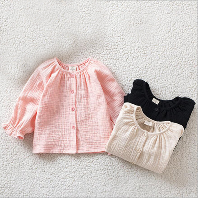 New baby girl & boys clothing set Kids long sleeve blouse+shorts pattern set for newborn baby lace suit 0-24m infant clothing mother nest 3sets lot wholesale autumn toddle girl long sleeve baby clothing one piece boys baby pajamas infant clothes rompers