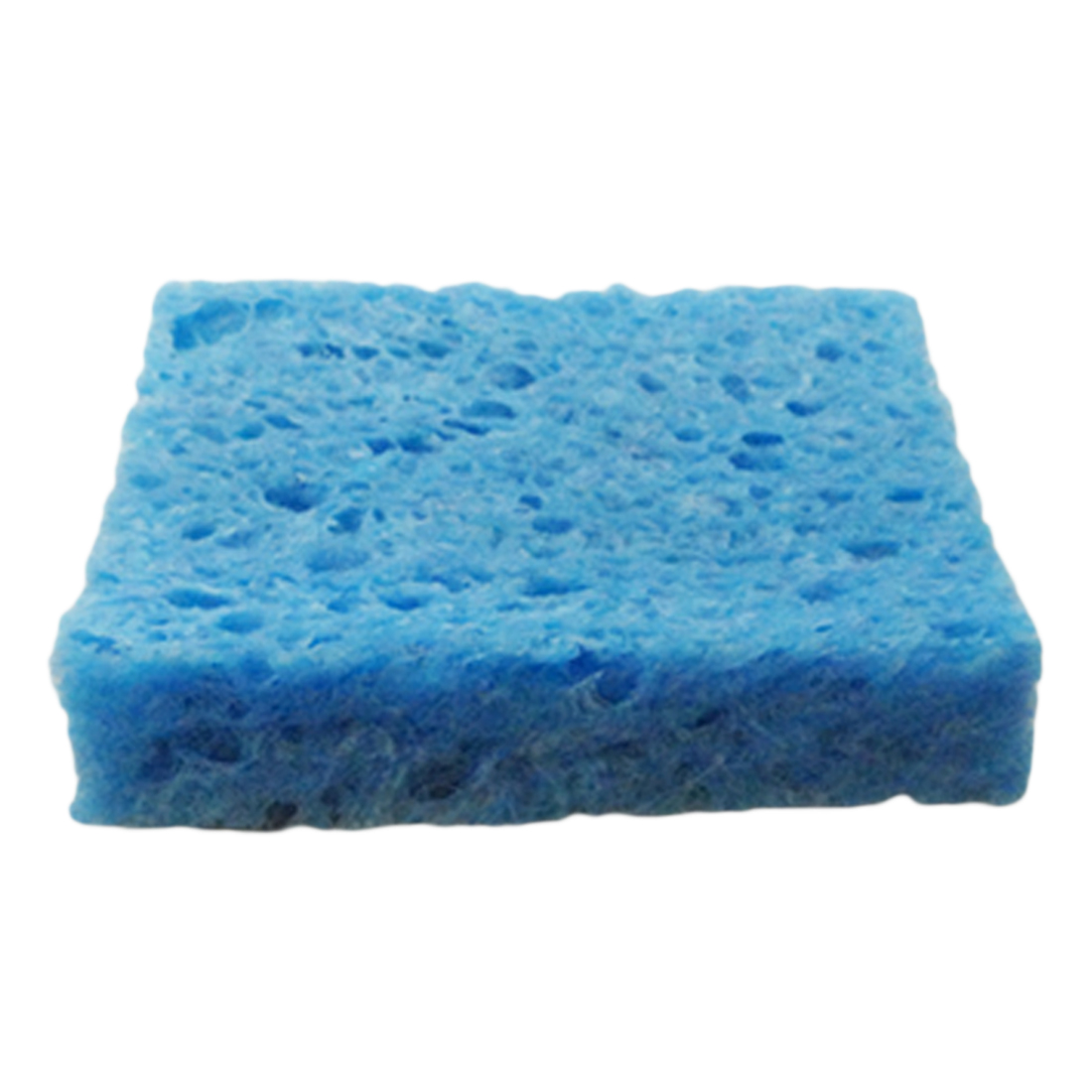 Tool Parts Blue Cleaning Sponge Cleaner for bga Electric Welding Soldering Iron