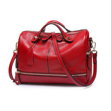 купить Fashion women's bag Soft Leather Pillow Women handBags Brand Large Ladies Shoulder bags Messenger Crossbody Bags casual totes дешево