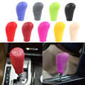 Nonslip Soft Silicone Truck Car Gear Shift Knob Cover Universal Green Wine Red Black Red Rose Yellow Beige Purple Cool Fashion