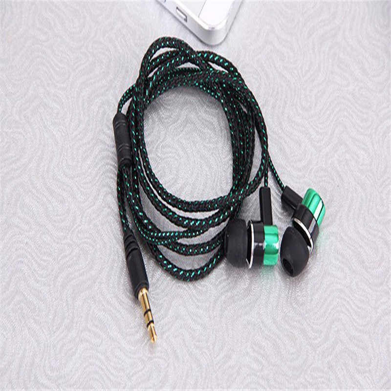 3,5mm en los Auriculares auriculares de auriculares estéreo LR auricular manos libres de música de deporte auriculares para iPhone xiaomi Samsung MP3 PK S6 S7 Am115 S8