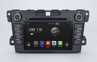 For Mazda CX 7 Pure Android 5.1 Car DVD GPS Navigation for Mazda CX 7 for Mazda CX7 2012