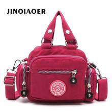 Small Womens Crossbody Bag Lady Nylon Handbag Female Casual Shoulder  Messenger Bags Travel Original Free