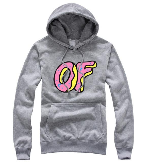 a1f58363d198 Odd Future Hoody Sweatshirts Donut Tyler Ofwgkta Crewneck Hoodies Men Women  Pullovers Long Sleeve Cotton Jumpers Sportswear
