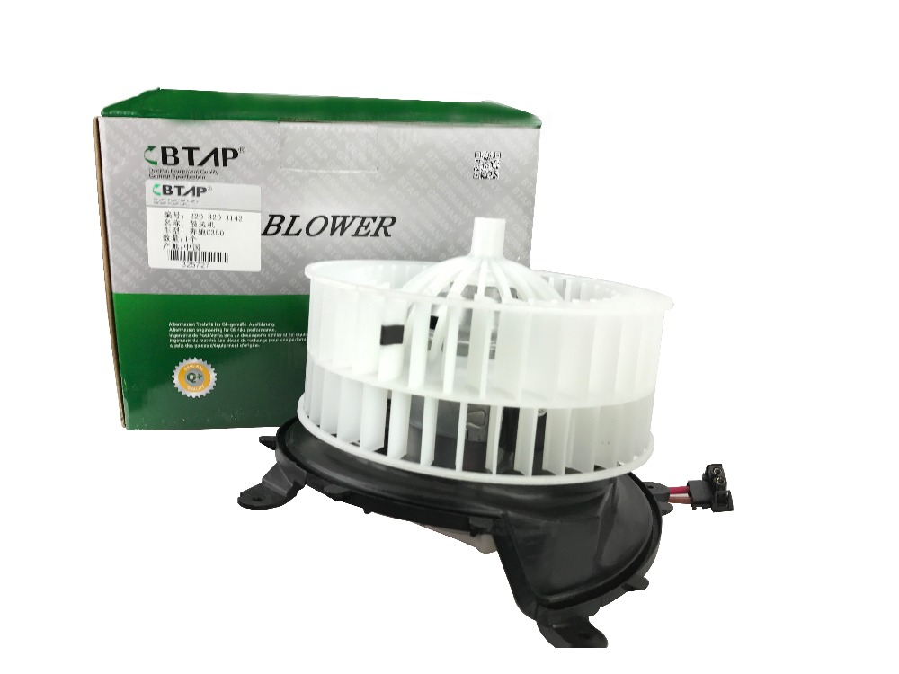 BTAP 100% GERMAN SPECIFICATION Heater Blower Motor FOR Mercedes Benz S-CLASS W220 C215 CL500  S350 S430 S500 S600 2208203142 blower regulator motor resistor for mercedes ben w140 s320 s500 s600 1408218351