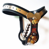 Female Chastity Belt with Anal Plug Super Soft Silcone Leather Chastity Devices Sex Products for Adult Sex Games G7 5 30