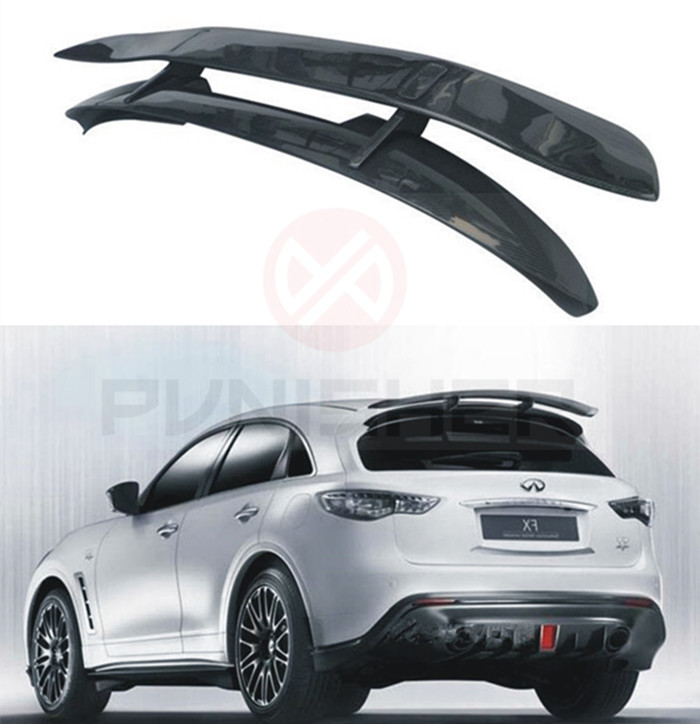 Carbon Fiber Rear Spoiler For Infiniti Fx35 Fx37 S51 Year 2011