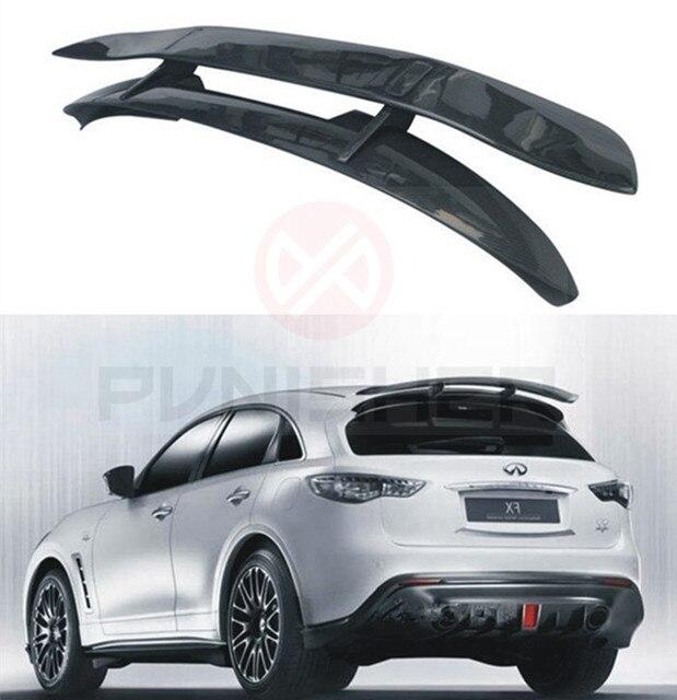 Infiniti Fx For Sale: Carbon Fiber Rear Spoiler For Infiniti FX35 FX37 S51 Year