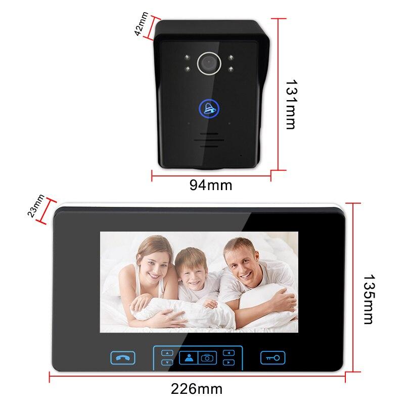 Door Saful Video System
