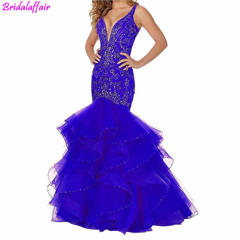 Женские фиолетовые Вечерние платья с длинными рукавами, платья знаменитостей, элегантные официальные длинные платья, атласные вечерние платья трапециевидной формы 2019