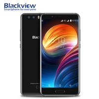 Blackview P6000 5.5 Smartphone Face ID Touch Android 7.1 Octa Core 6GB+64GB 6180mAh 21.0MP FHD 1920x1080 4G Mobile Cell Phone