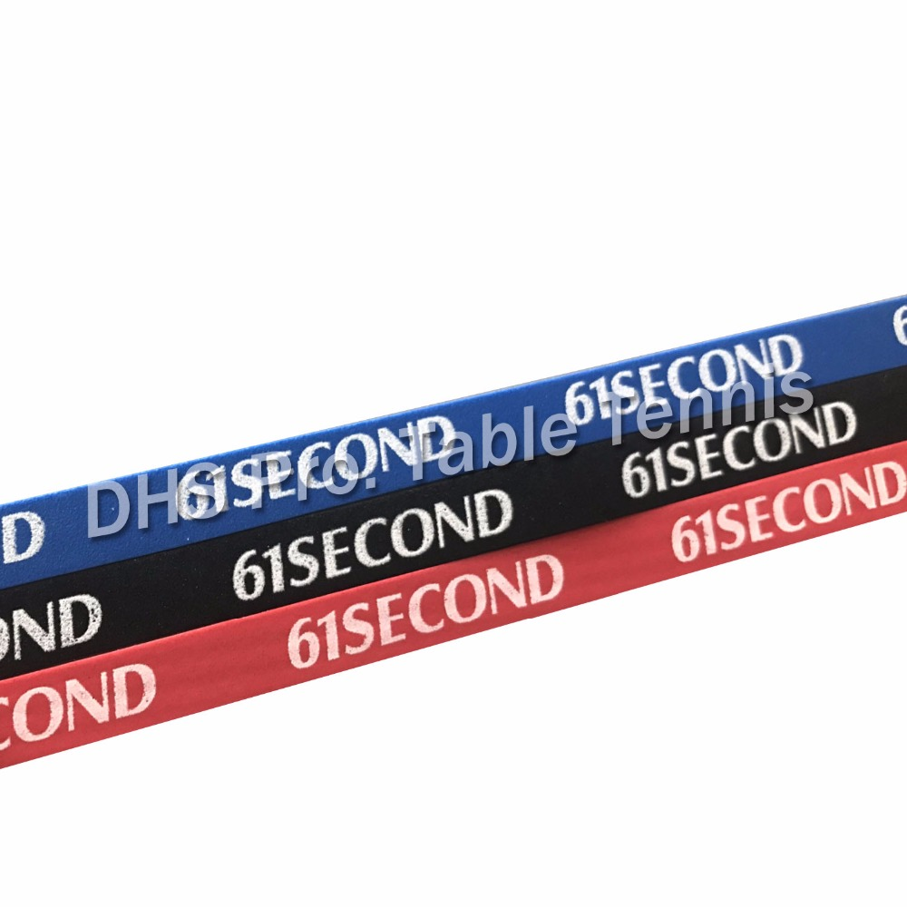 61second Professional Table Tennis Racket Edge Protection Sponge Tape Anti-collision Tape Table Tennis Accessories