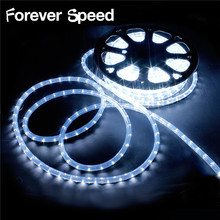 Led Strip luces led decoracion light lamp 12M Tube Rope Christmas Light Outdoors Holiday Decoration Lights Ac 220V Led Rgb Strip free shipping 10 pcs a lot led guardrail tube led outdoor tube light rgb light tube ac220v auto changing rgb led tube light