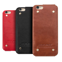 Qialino Genuine Leather Phone Case For IPhone 6 6s Cover For Iphone 6 6s Plus Case