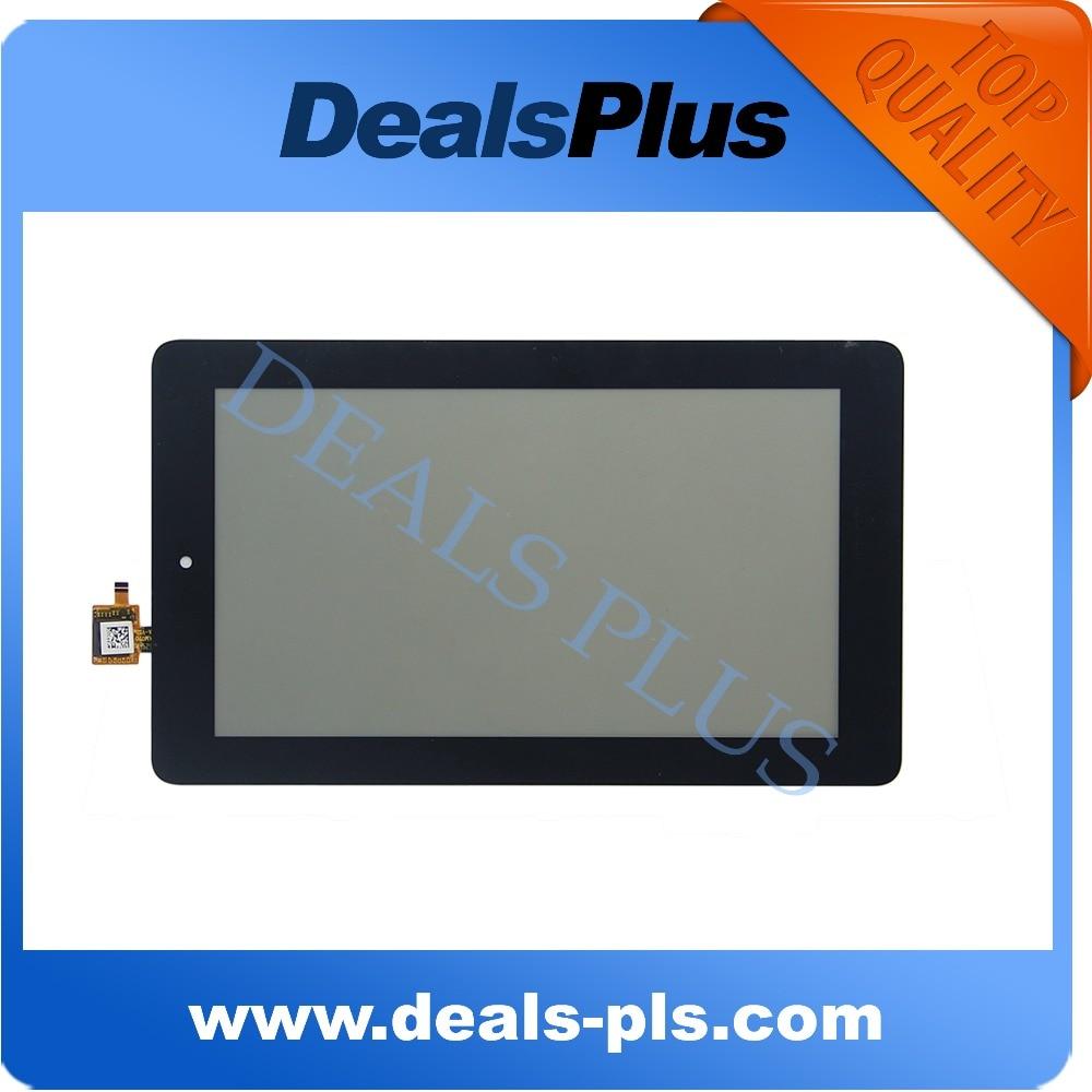 Замена Новый Сенсорный экран планшета Стекло для Amazon Kindle Fire 7 2015 HD5 HD 5 7-дюймовый черный