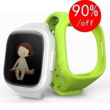 waterproof smart watch SIM card Smart Phone Watch Children Kid Smartwrist GSM GPRS GPS Locator Tracker Anti-Lost for iOS Android
