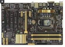 Используется, для ASUS Z87-K оригинальный рабочего Материнская плата Z87 разъем LGA 1150 i7 i5 i3 DDR3 32 г SATA3 USB3.0 ATX