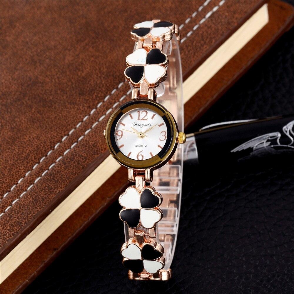 100% QualitäT Luxus Rose Gold Edelstahl Frauen Armband Uhren Mode-design Kleine Frau Uhr Damen Uhr Frauen & Mädchen Uhr 2019 Verpackung Der Nominierten Marke