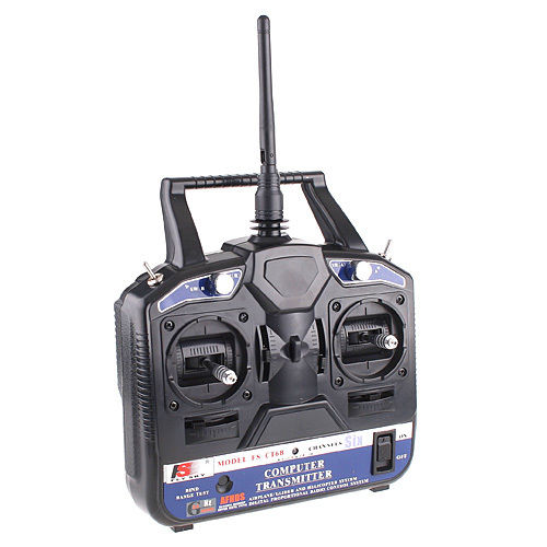 FlySky 2.4G FS-CT6B 6 CH Radio Model RC Transmitter Receiver Heli Glider new hot sale fly sky 2 4g fs ct6b 6 ch channel radio model rc transmitter receiver control dorp shipping