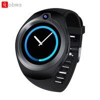 Kobwa S216 SmartWatch Android 5,1 MTK6580 1 ГБ + 16 ГБ монитор сердечного ритма 3g Wi Fi gps Смарт часы для samsung Шестерни S3 KW88 KW18