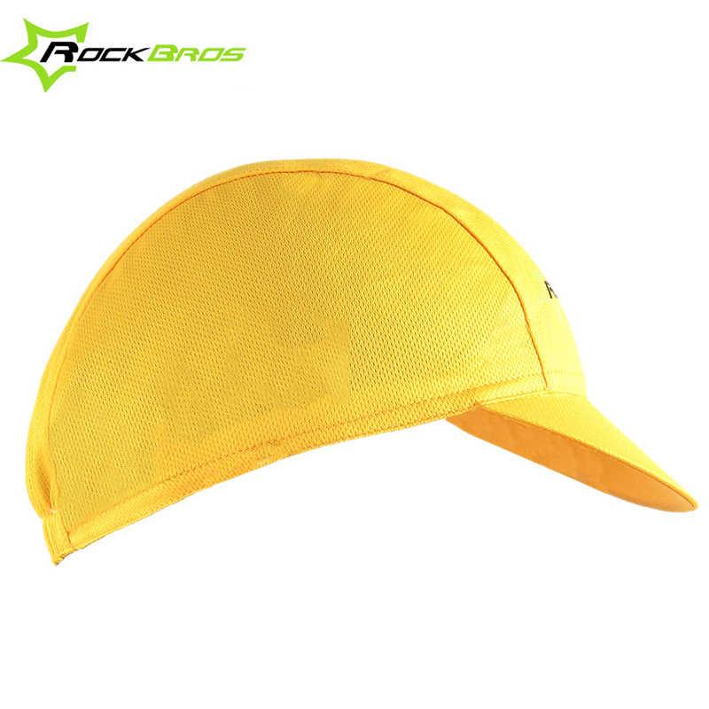 ROCKBROS ใหม่จักรยานหมวกจักรยานสวมหมวกกันน็อกขี่จักรยานหมวกจักรยาน Ciclismo Bicicleta โจรสลัด Headband