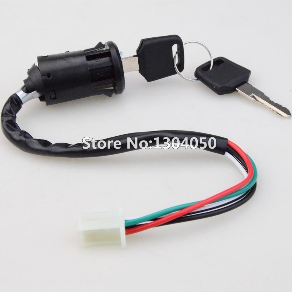 Full Wiring Harness Cdi Ignition Coil Kill Key Switch C7hsa Spark A Phone Plug 50 70 90 110 125cc Atv Quad Bike Buggy New In Motorbike Ingition From Automobiles