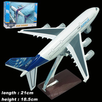 1 32 Kids Toys Airplane Cool Metal Toy Vehicle Model For Children Music Pull Back Plane