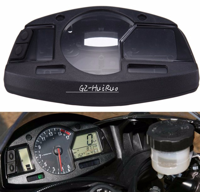 Speedometer Tachometer Gauges Case For Honda CBR600RR CBR 600 RR 2007 2008 2009 2010 2011 2012 motorcycle winshield windscreen for honda cbr600rr f5 cbr 600 cbr600 rr f5 2007 2008 2009 2010 2011 2012