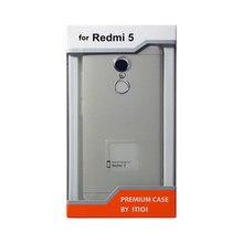 Чехол-накладка INOI Premium case для Xiaomi Redmi 5, силиконовый (TPU)