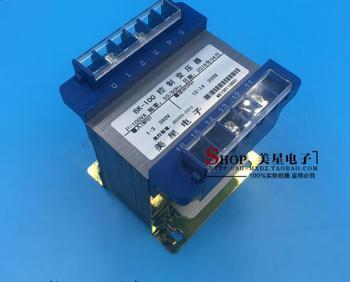 220V 0.45A Transformer 380V input Isolation transformer 100VA Control transformer copper Safe anti-interference