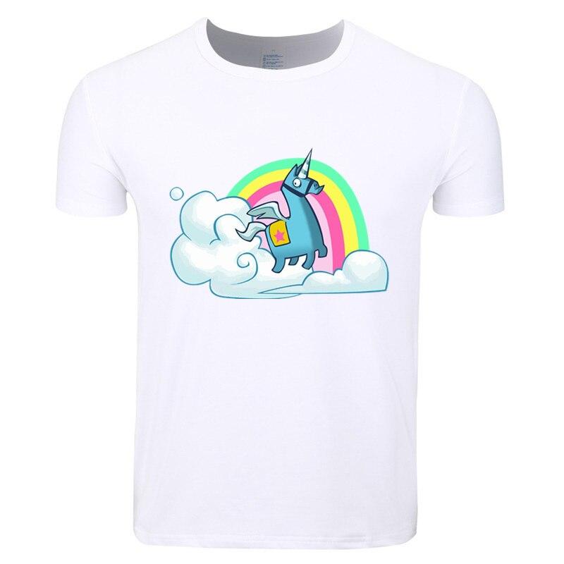 Fortnite IM A Bush Bush Life Funny T-shirt O-Neck Short Sleeves Asian Size Men Women Gamer Eat Sleep Game T-shirt HCP4448