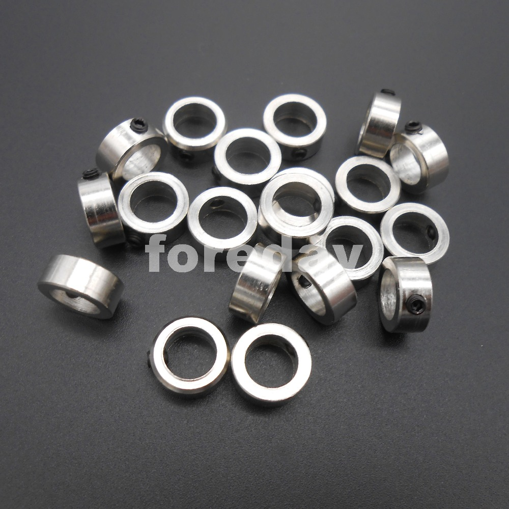 New 20pcs Diy 8mm Metal Bushing Axle Sleeve 2 3 G Weight
