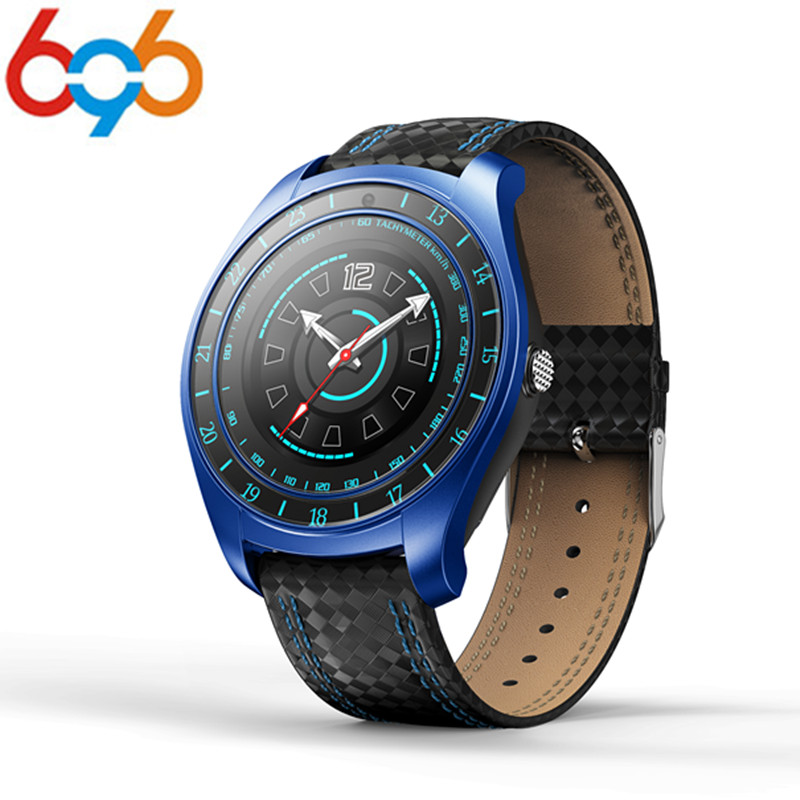 696 <font><b>V10</b></font> Smart Watch Men with Camera Bluetooth <font><b>Smartwatch</b></font> Pedometer Heart Rate Monitor Sim Card Wristwatch for Android Phone image