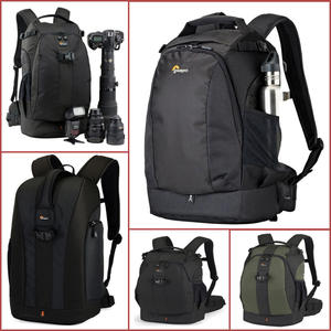 Photo-Bag Backpacks Flipside-Series Slr-Camera All-Weather-Cover Lowepro AW Digital 500AW