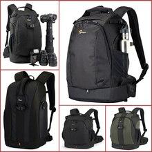 Lowepro mochila con cubierta para cámara Nikon, morral con cubierta para todo tipo de clima, serie Flipside 300AW 400AW 400 II AW 500AW Digital SLR
