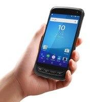 5,2 сборщик мобильных данных IP67 Quad Core прочный КПК 4G ручной 1D 2D лазерной Android сканера штриховых кодов с 13MP Камера