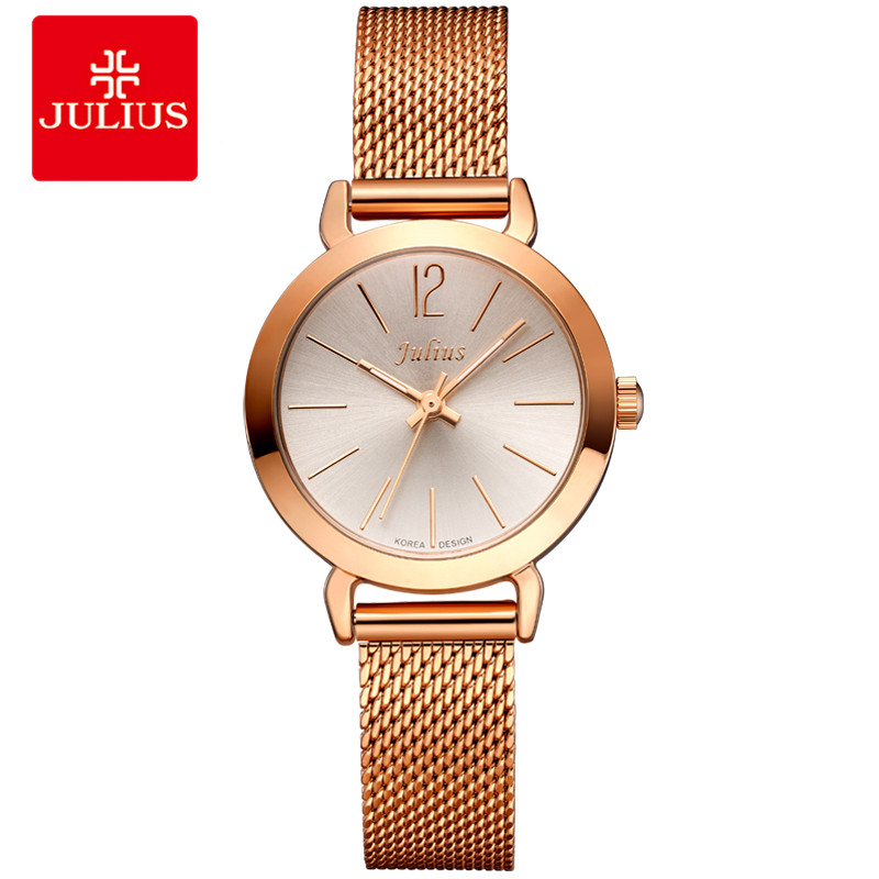 Brand Luxury Women Watches Ladies Casual Quartz Watch Female Silver Stainless Steel Bracelet Dress Watch Relogio Feminino 732B chenxi fashion luxury quartz watch women dress stainless steel strap waterproof business casual ladies watches relogio feminino