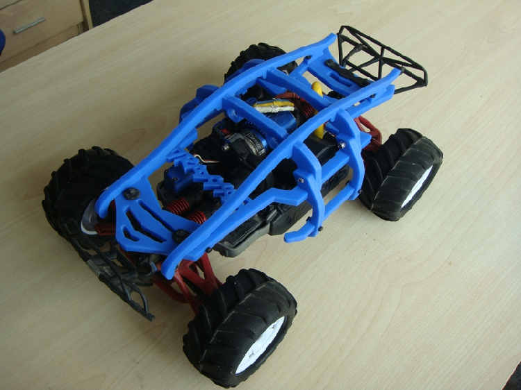Remote control car roll cage, Protective cover Impos